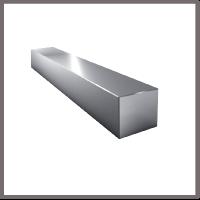 Квадрат нержавеющий AISI 304 10,0х3000 калиброванный